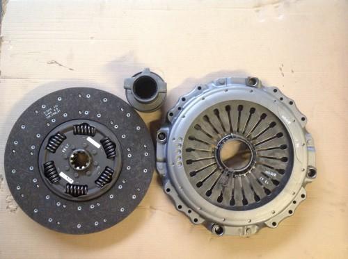 DAF XF105 sidur EATON